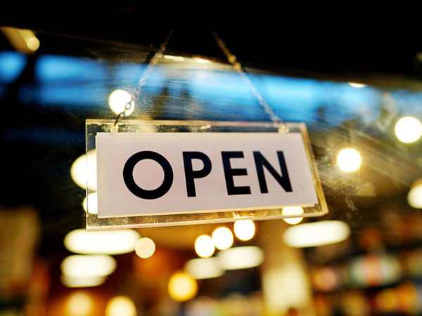 Offices Open